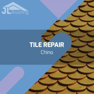 Tile Repair Chino Fast Service Jl Roofing Company